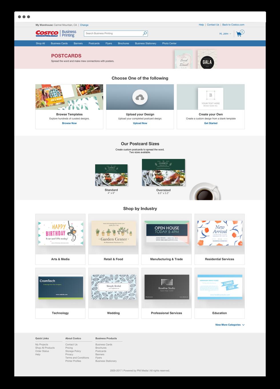 Costco Business Printing — Laurice Solomon