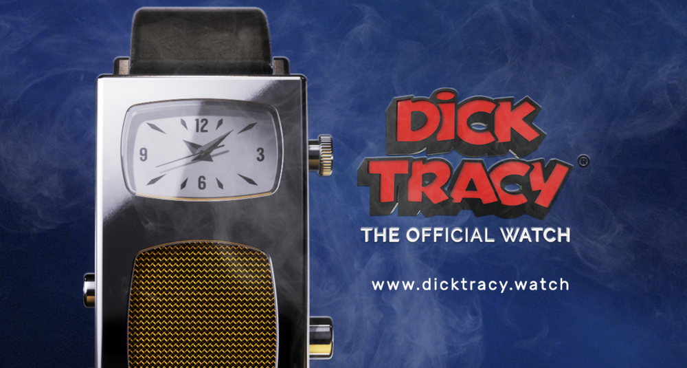 Dick tracy watches picture