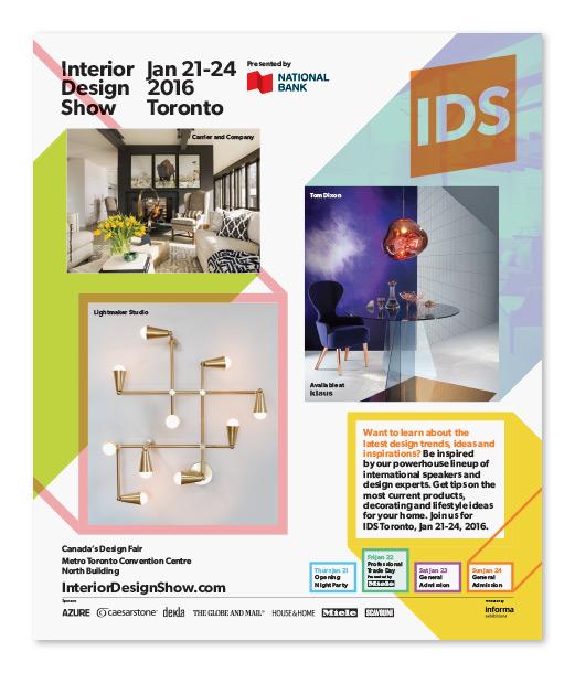 Interior Design Show 2016