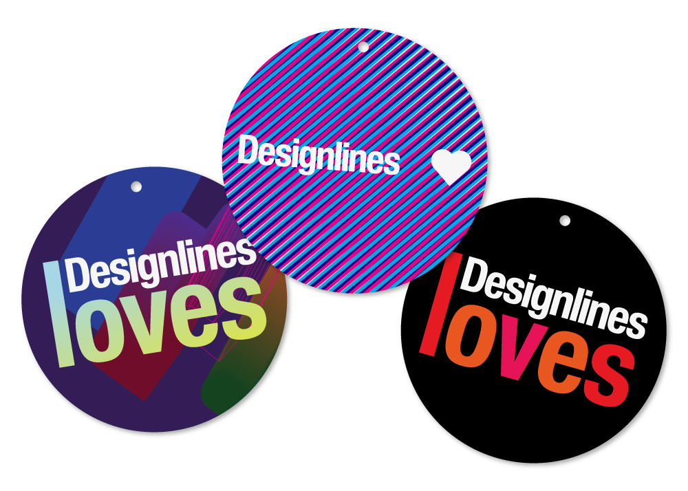 Designlines Love Tags
