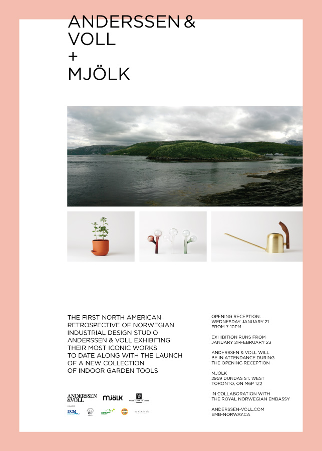 Mjölk + Anderssen & Voll