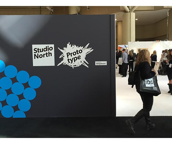 Interior Design Show 2015 / Signage