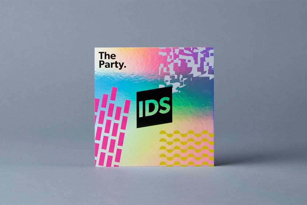 Interior Design Show 2015 / Invitation
