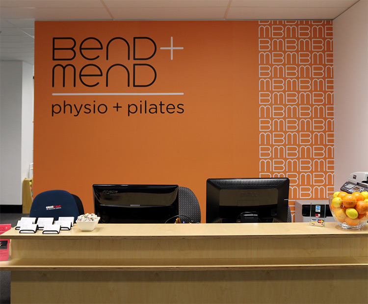 Bend + Mend Sydney CBD Studio Interiors