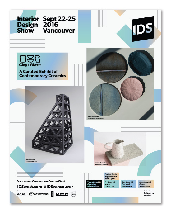 Interior Design Show 2016 Vancouver / Advertising