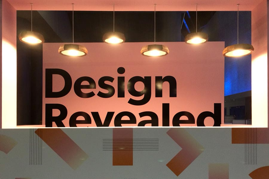 Interior Design Show 2016 Vancouver / Signage