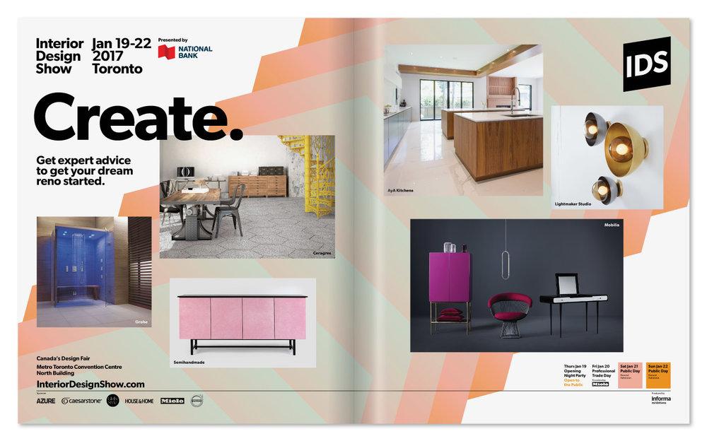 Interior Design Show 2017 Toronto Sali Tabacchi