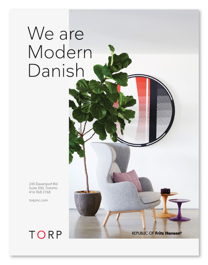 Torp / Advertising