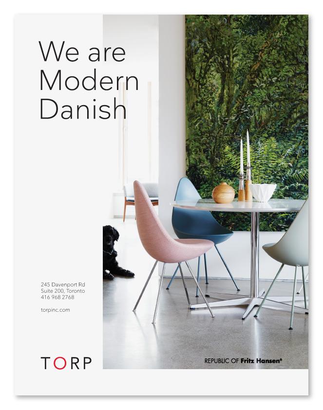 Torp/ Advertising