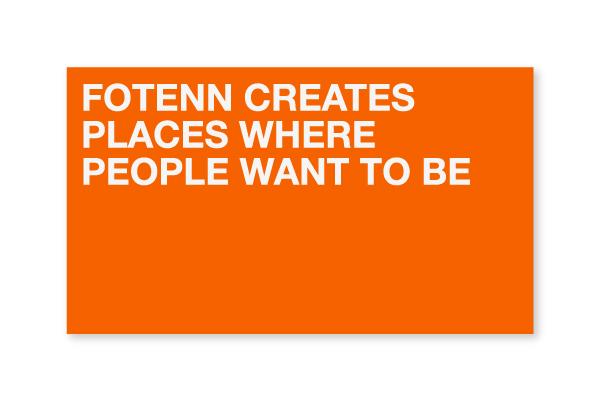 Fotenn / Business Card Design