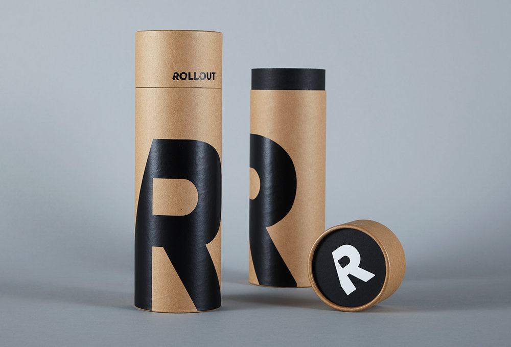 Rollout Packaging Design