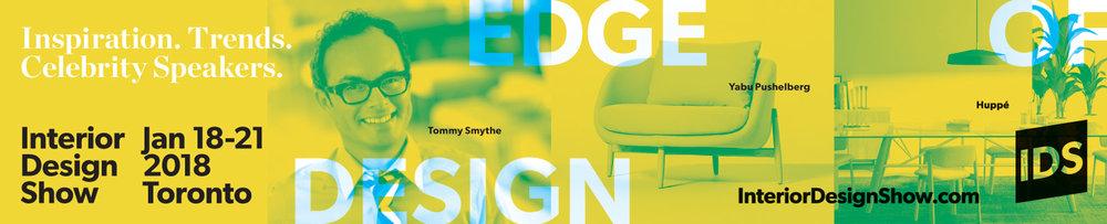 Interior Design Show / Streetcar Ad