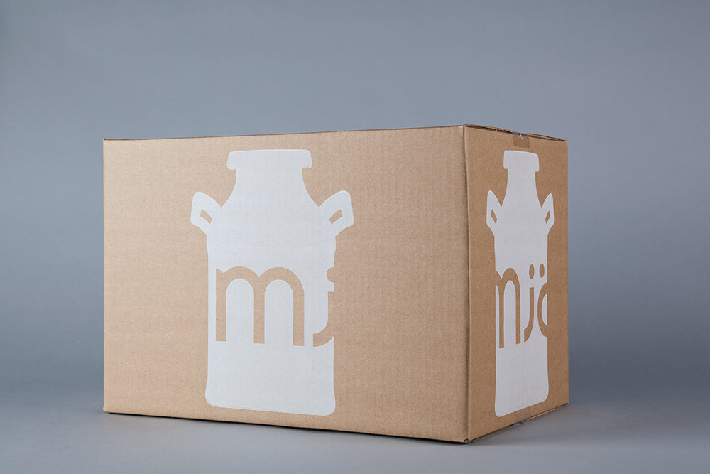 Mjölk / Packaging