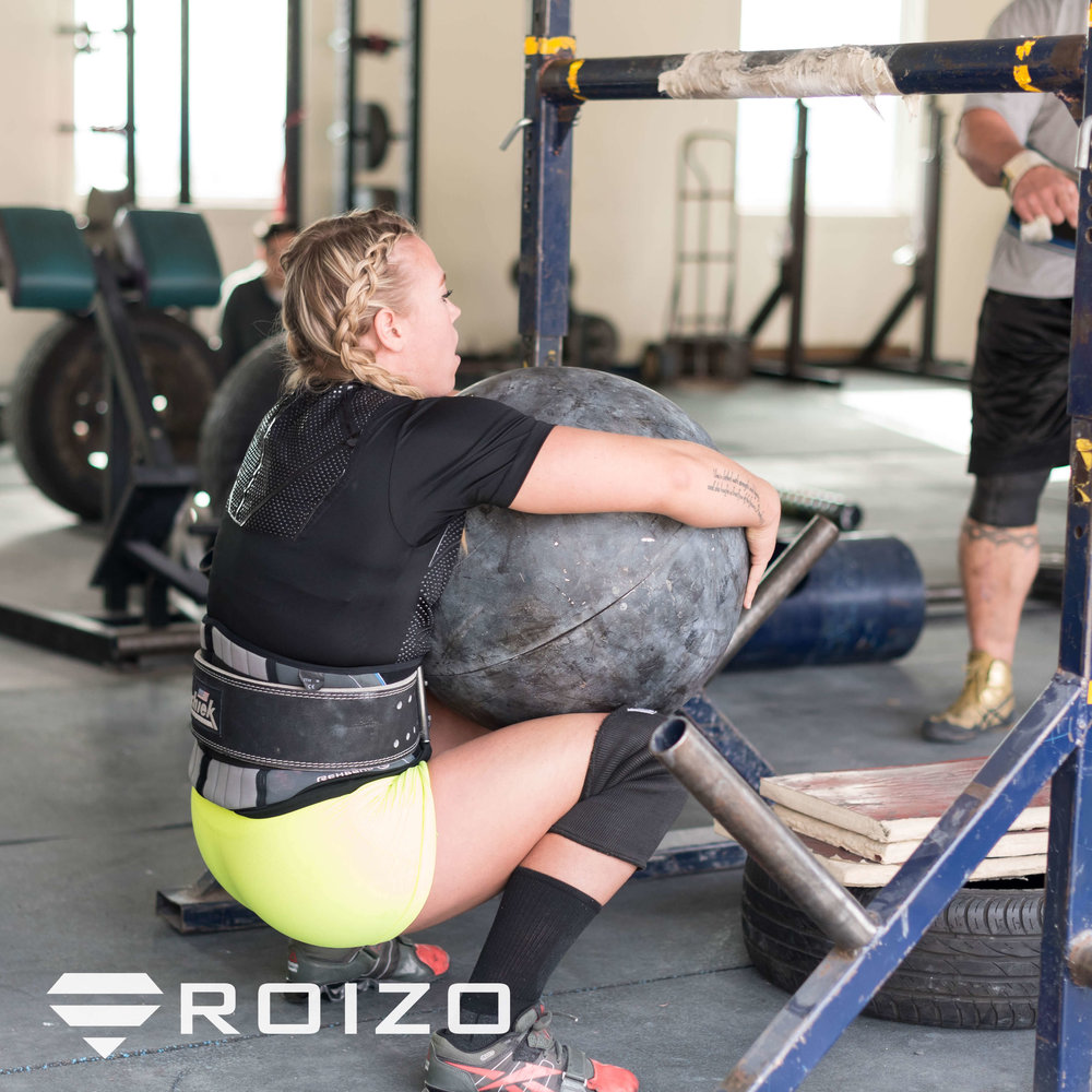 - Roizo's GripGear Products Will Provide You with the Friction and Stability You Need to Lift Faster, Lift Better, Lift More. Whether You Are Striving to Set a New Personal Record, or Looking for That Extra Push on That Last Rep; Roizo is Here for You.Unleash Your Full Potential with GripGear and Stick with It! Whether You Are Competing Against Many or Just Yourself GripGear Will Help You to Go the Distance. All Products Are Designed to Help You Stick to First Place While the Rest Simply Slide Away.