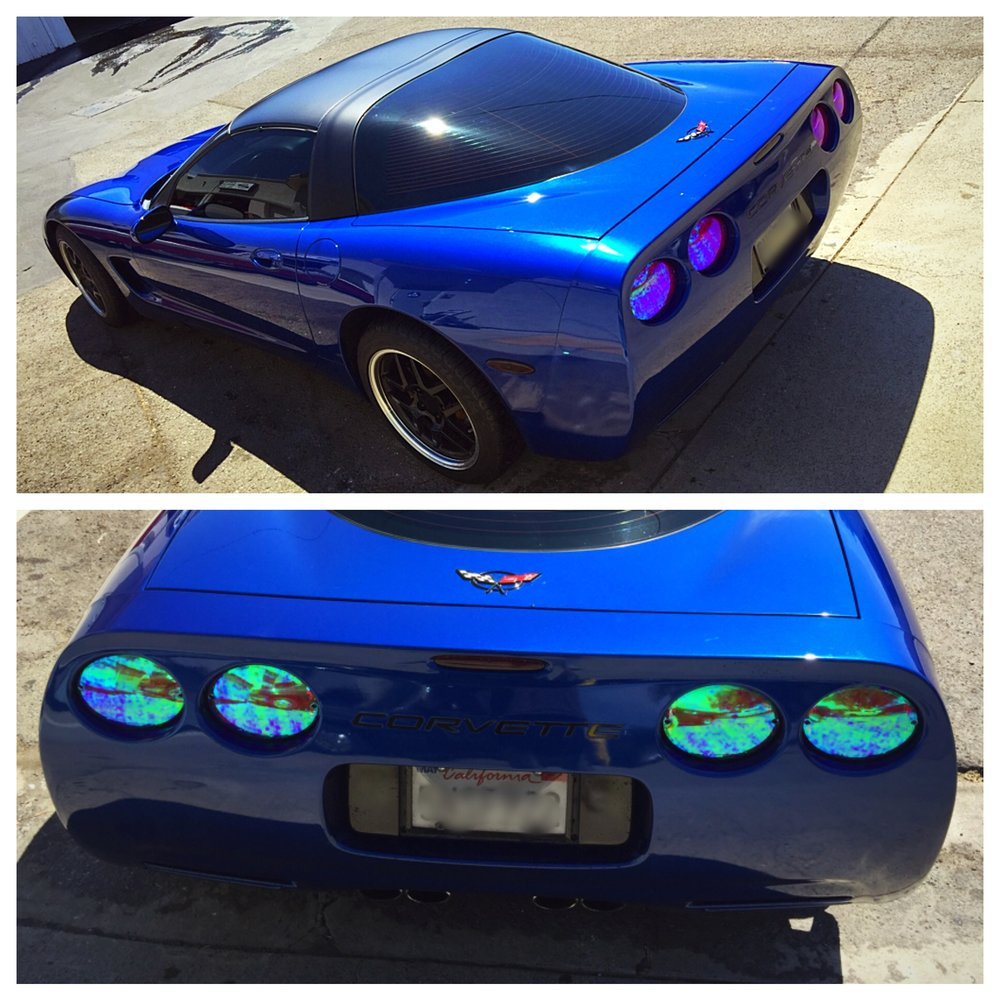 Neo Chrome Taillights