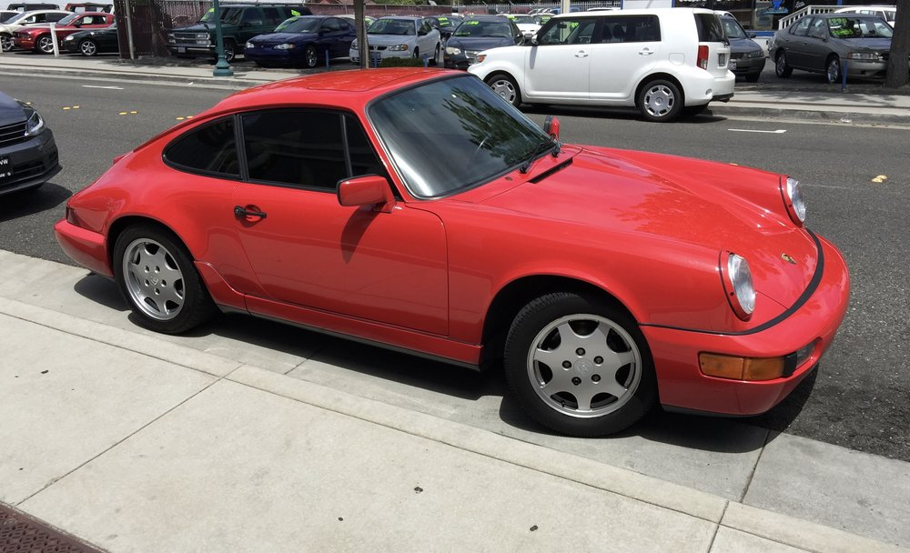 Old school Porsche Tint