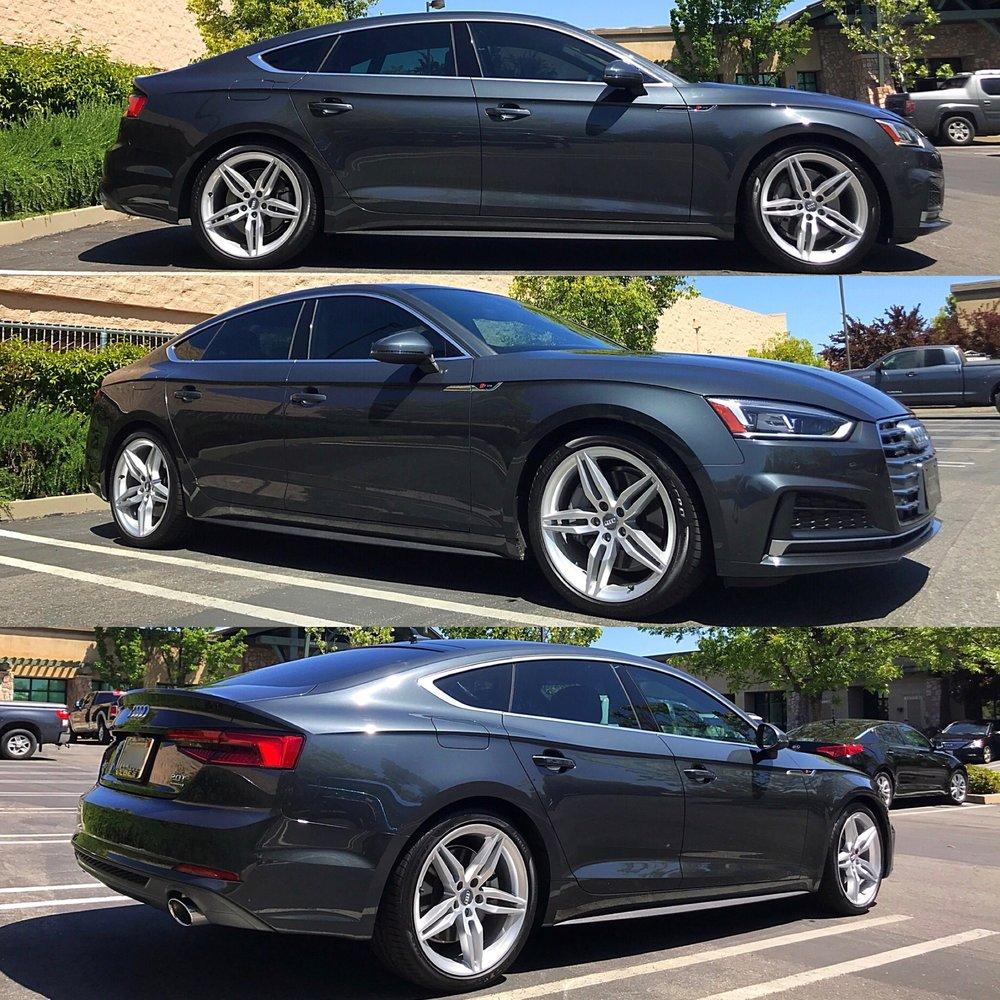 30% wrap Audi A5 Sportback