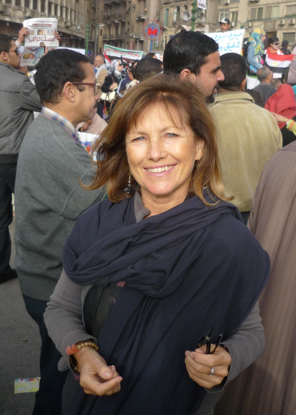 Tahrir Square, Cairo 2011