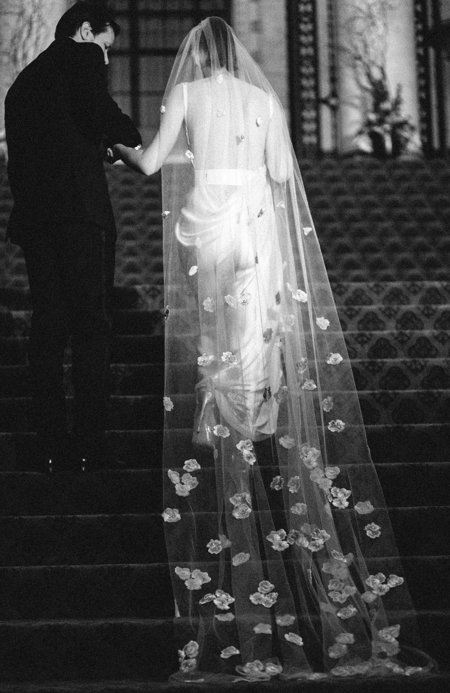 RMINÉ, The MacArthur, Momofuku Milk Bar, Neil Lane, Custom Dress, Elegant Wedding