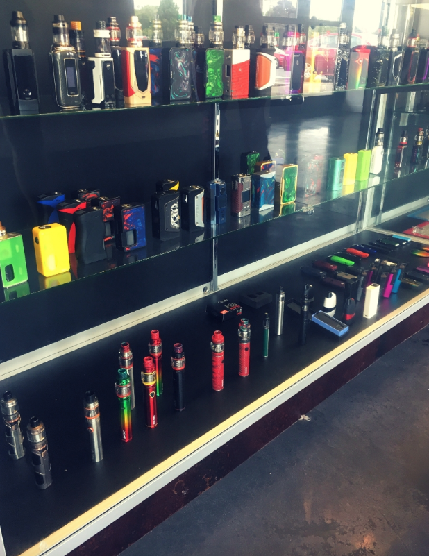 END Smoke Supply shop is located in Rochester, NY at 4165 Buffalo Rd, 644 Monroe Ave, 1455 E Henrietta Rd, 1577 W Ridge Rd, 2112 Chili Ave at the Westgate Plaza, 490 Monroe Ave, and 513 East Ridge Road in Irondequoit, New York.