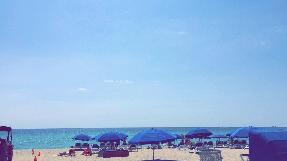Miami Beach, May 2016