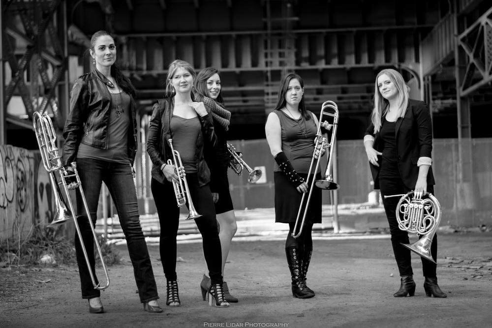 Calliope Brass Quintet