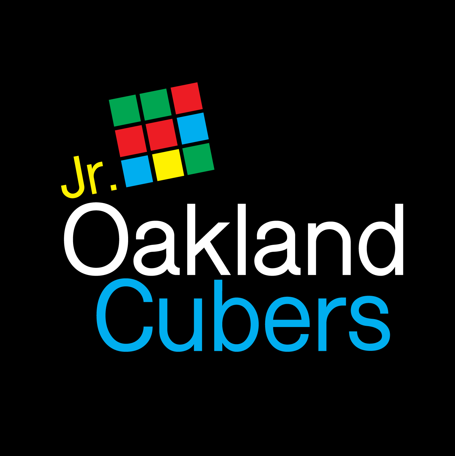 Jr. Oakland Cubers
