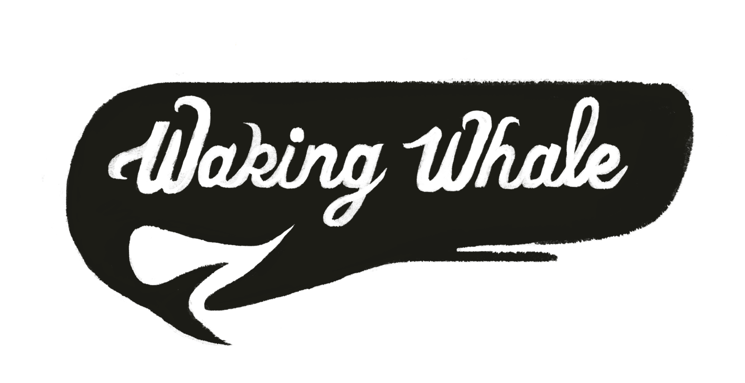 Waking Whale