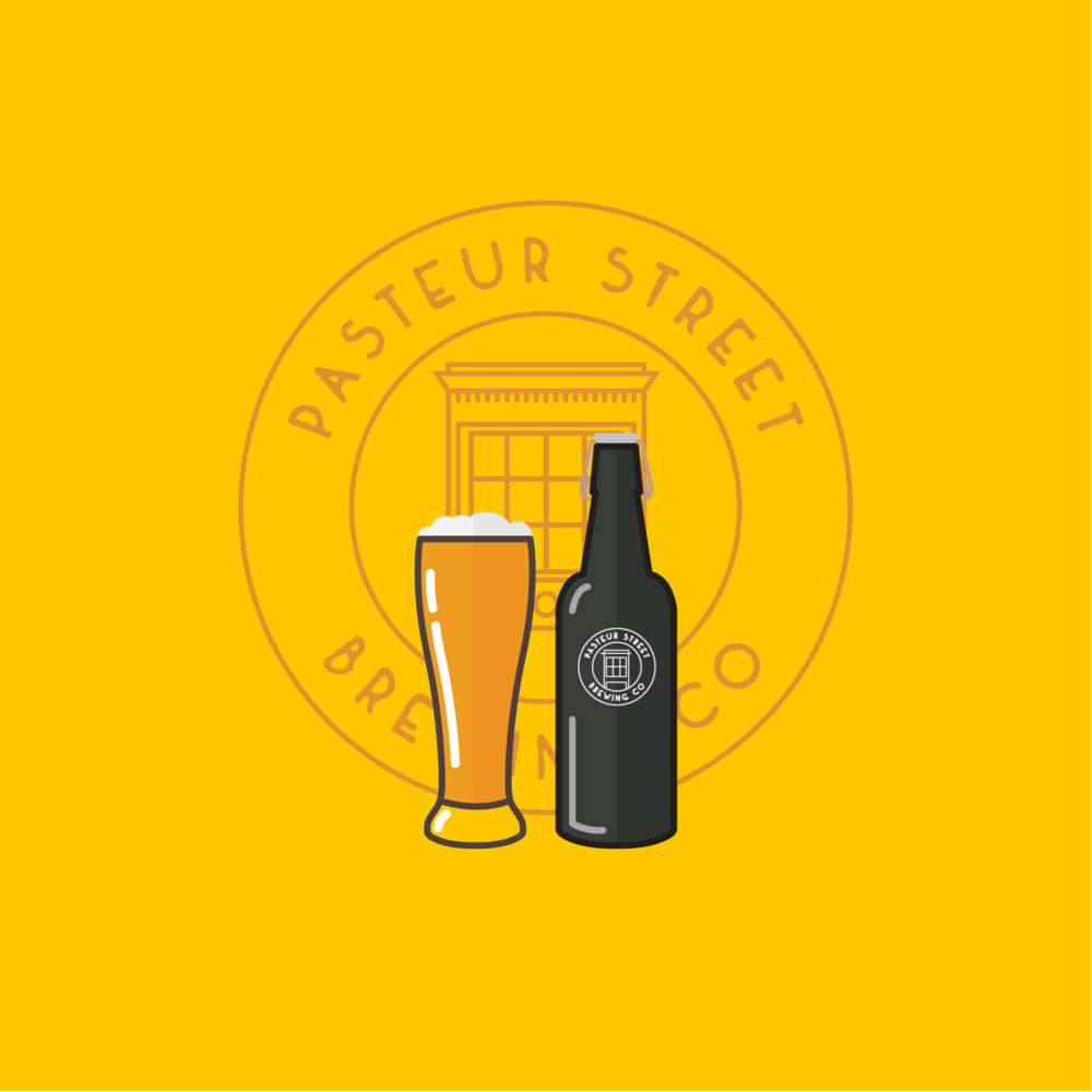 illustrations beers in saigon