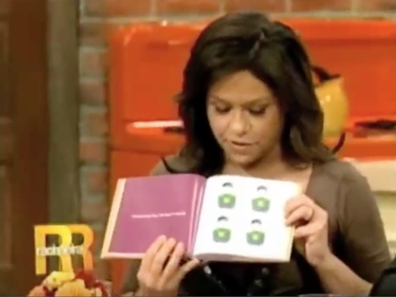 Ricks book On Rachel Ray.jpg