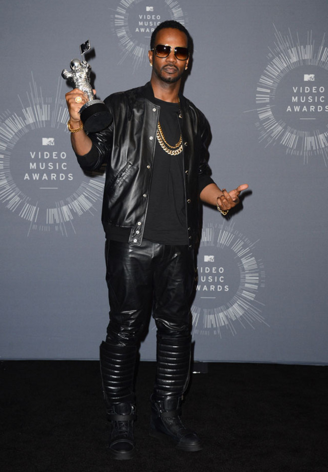 Juicy J + MTV Awards