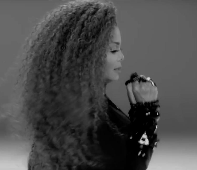 Janet Jackson -Damn Baby Video