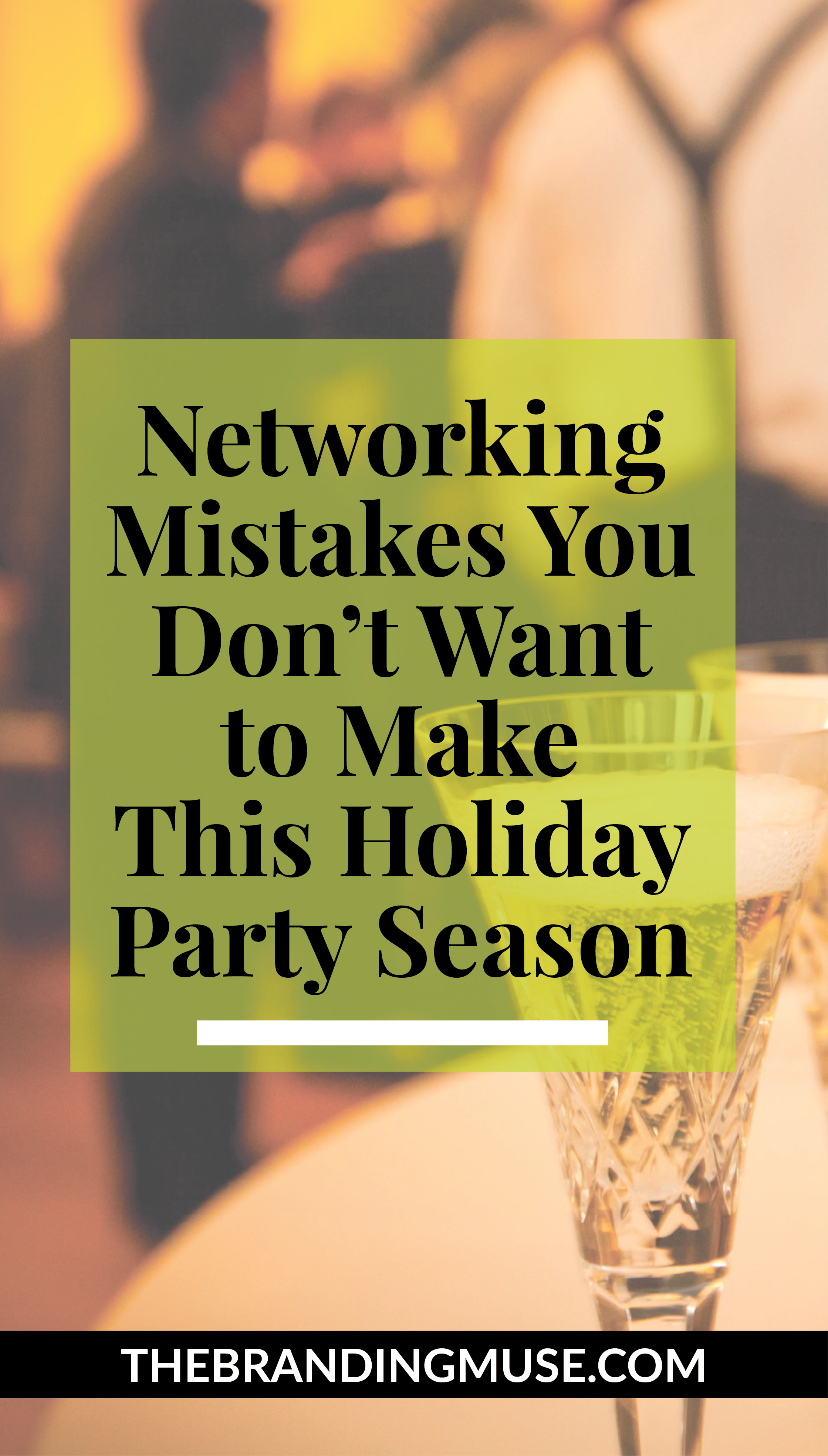 Common Networking Mistakes