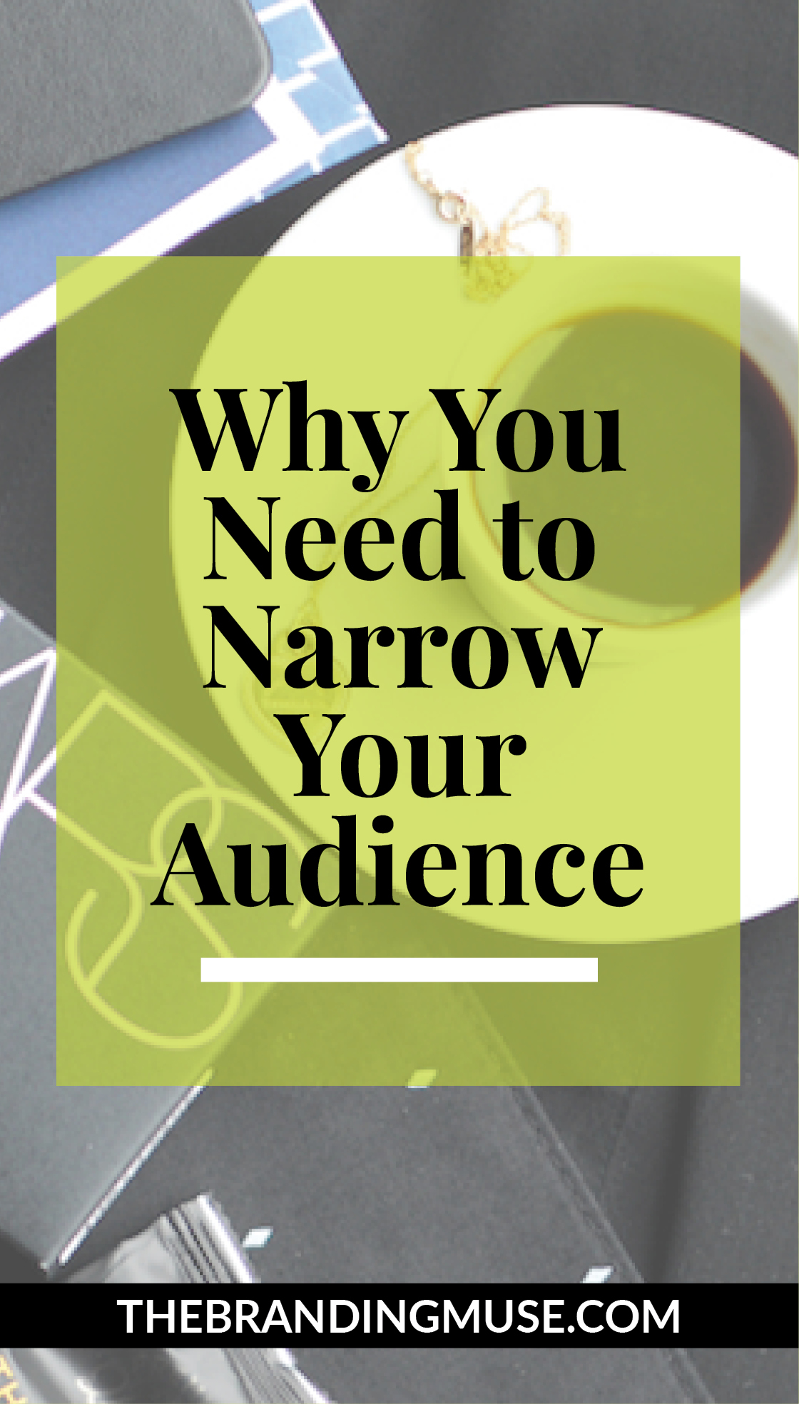 narrowing down your target audience