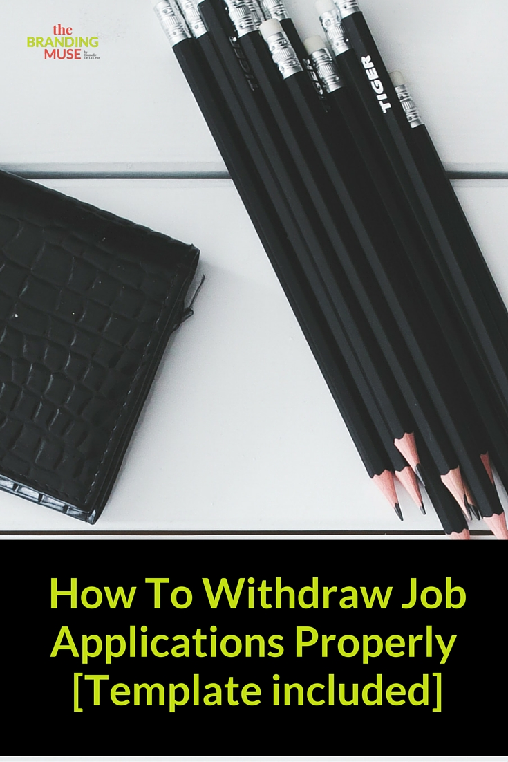 how to draw your job application properly template included promo graphic 3