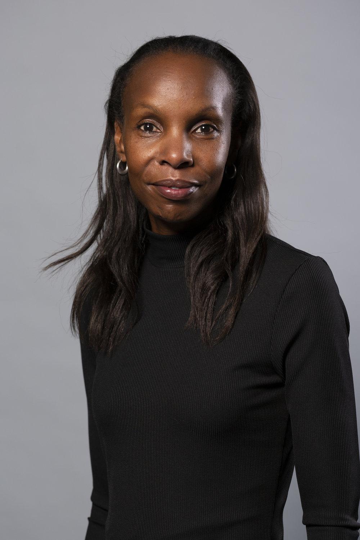 Julie MATIBA-WAHOME - Kenya