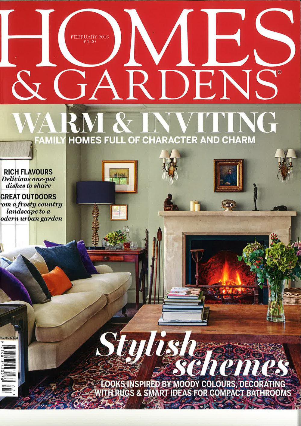 Home & Garden - February 2016