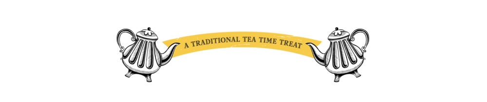 a traditional tea time treat