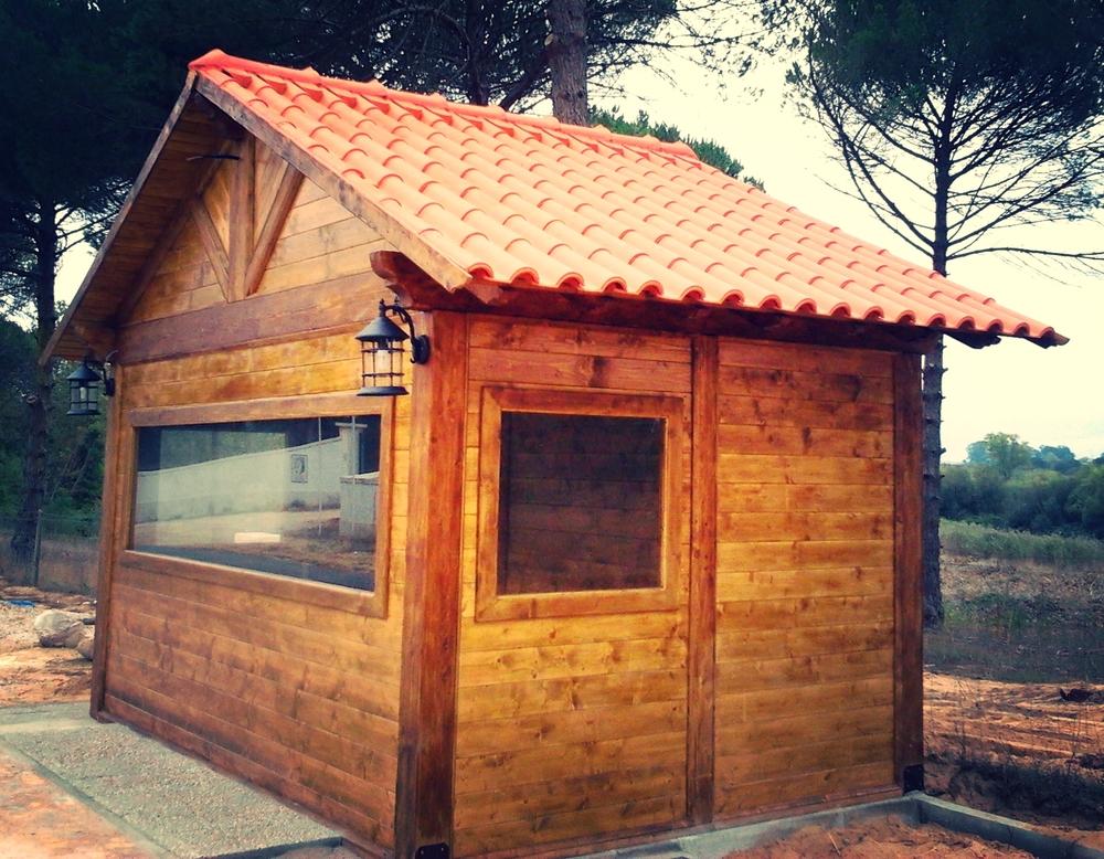 Casa-de-madeira