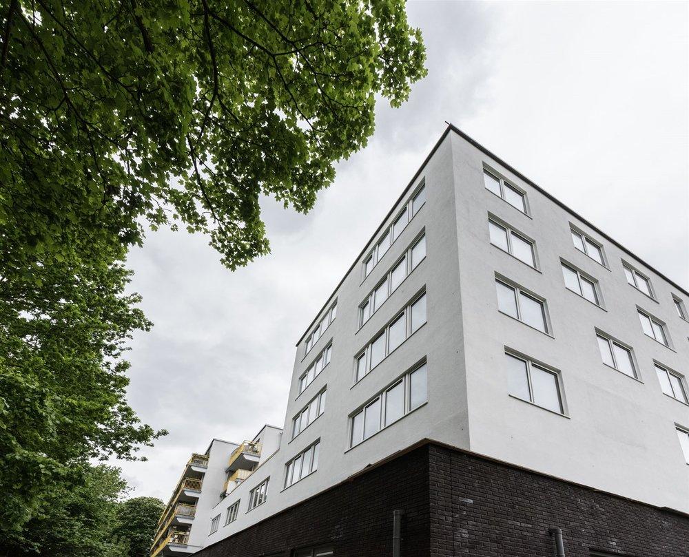 hubstudios, Rijtuigenhof/Vondelpark