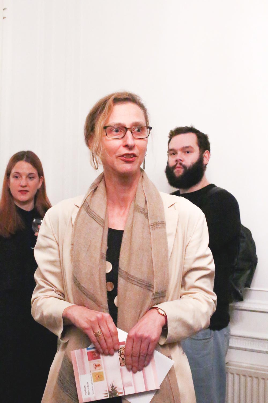 Elisabeth Kögler, director Austrian Cultural Forum