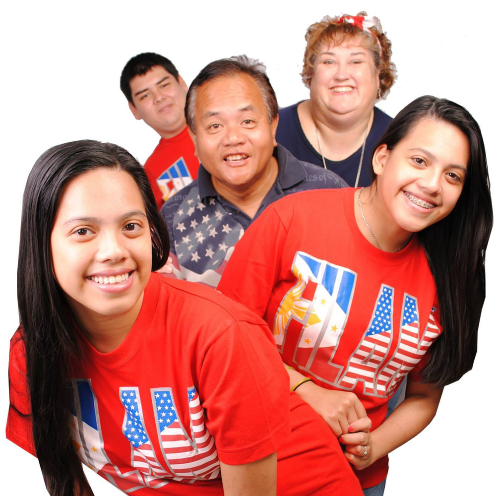 The Emperado Family - Philippines