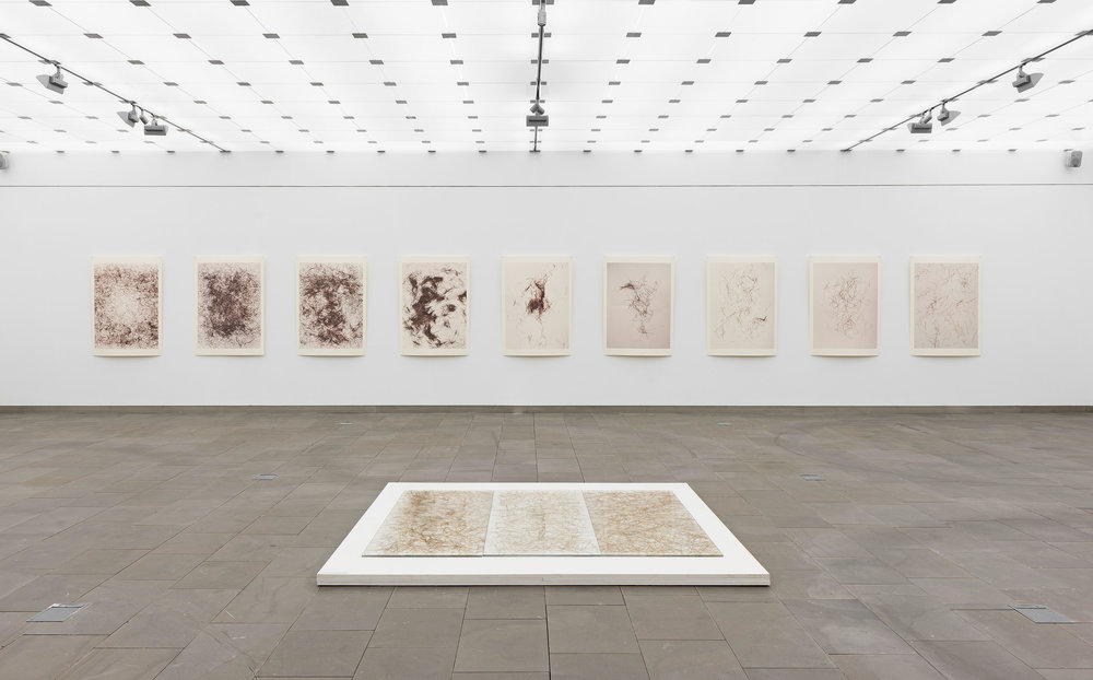 "Choreographies 2016. Digital print on paper 140cm x 100cm (55"" x 39"")"