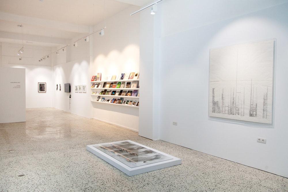 exhibition Crudo gabriel roca
