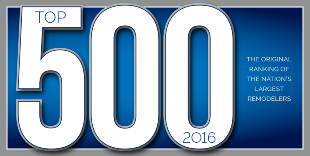 Webber Development named to 2016 Top 500