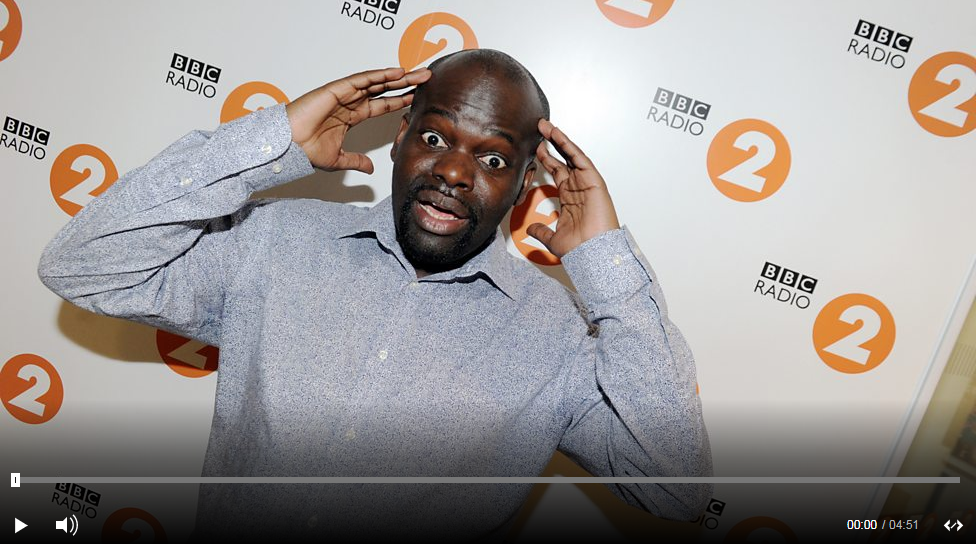 BBC Radio 2: Steve Wright in the Afternoon  - Daliso chats to Steve about his upcoming 51 date stand-up tour 'What The African Said'.
