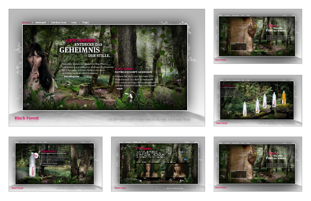Black Forest Website