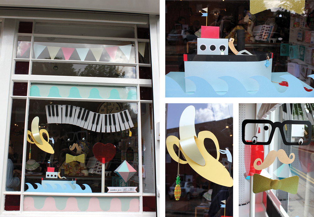 Amy-Harris_Tatty-Devine-Window-Displays_Set-design_illustration