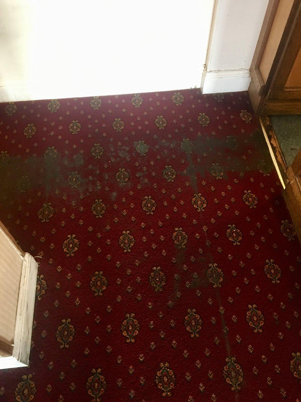 Pub carpet 'Blacktop'