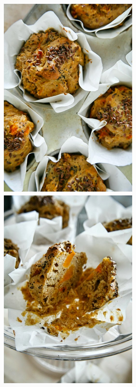 Savoury muffin recipe